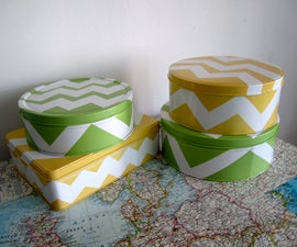 Upcycle metal food tins into storage containers