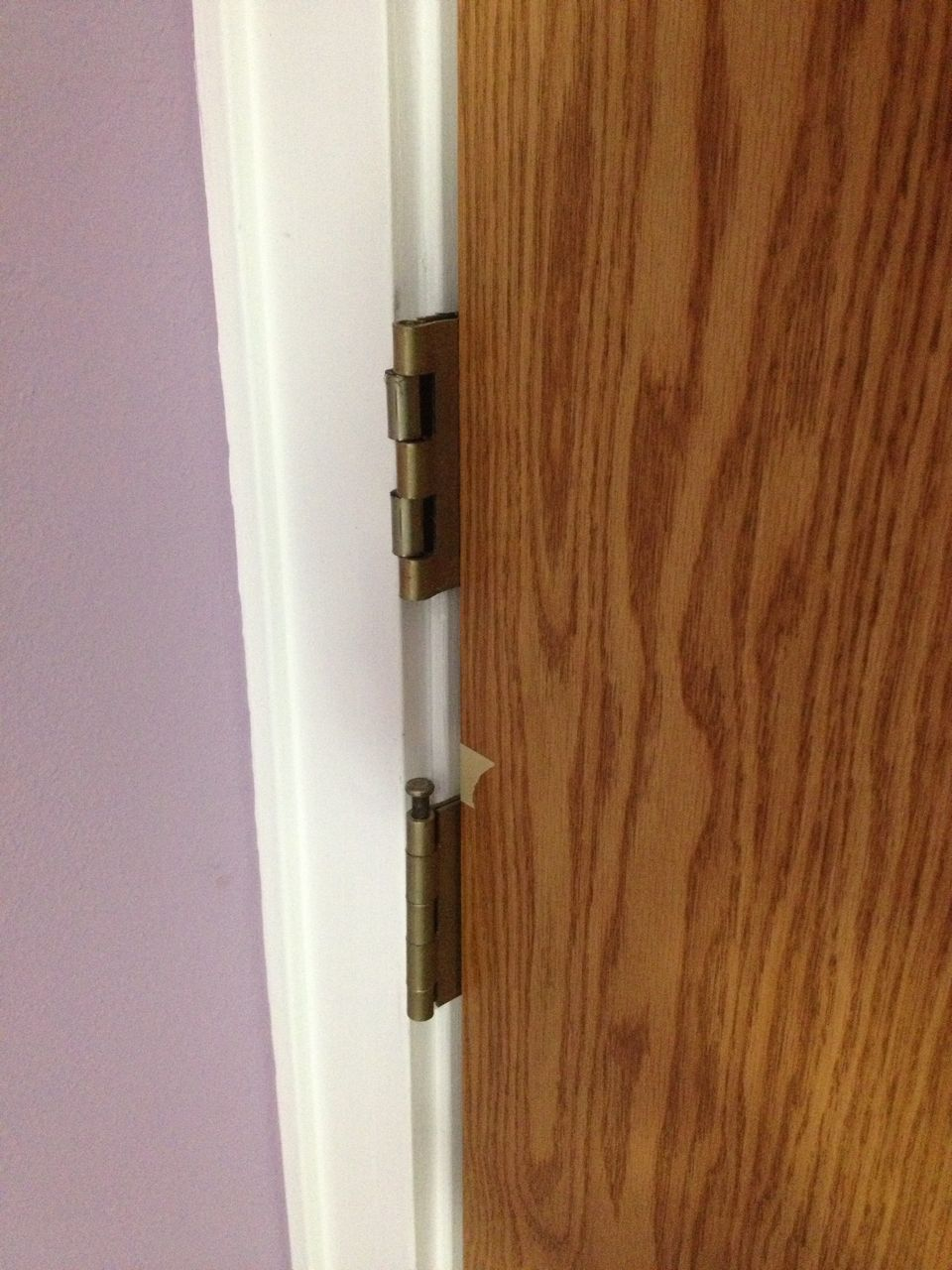 Picture of Adding the 4th Hinge