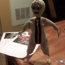 How to make a 9 Doll from the movie