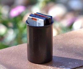 Free, Ready Made SD Card Case