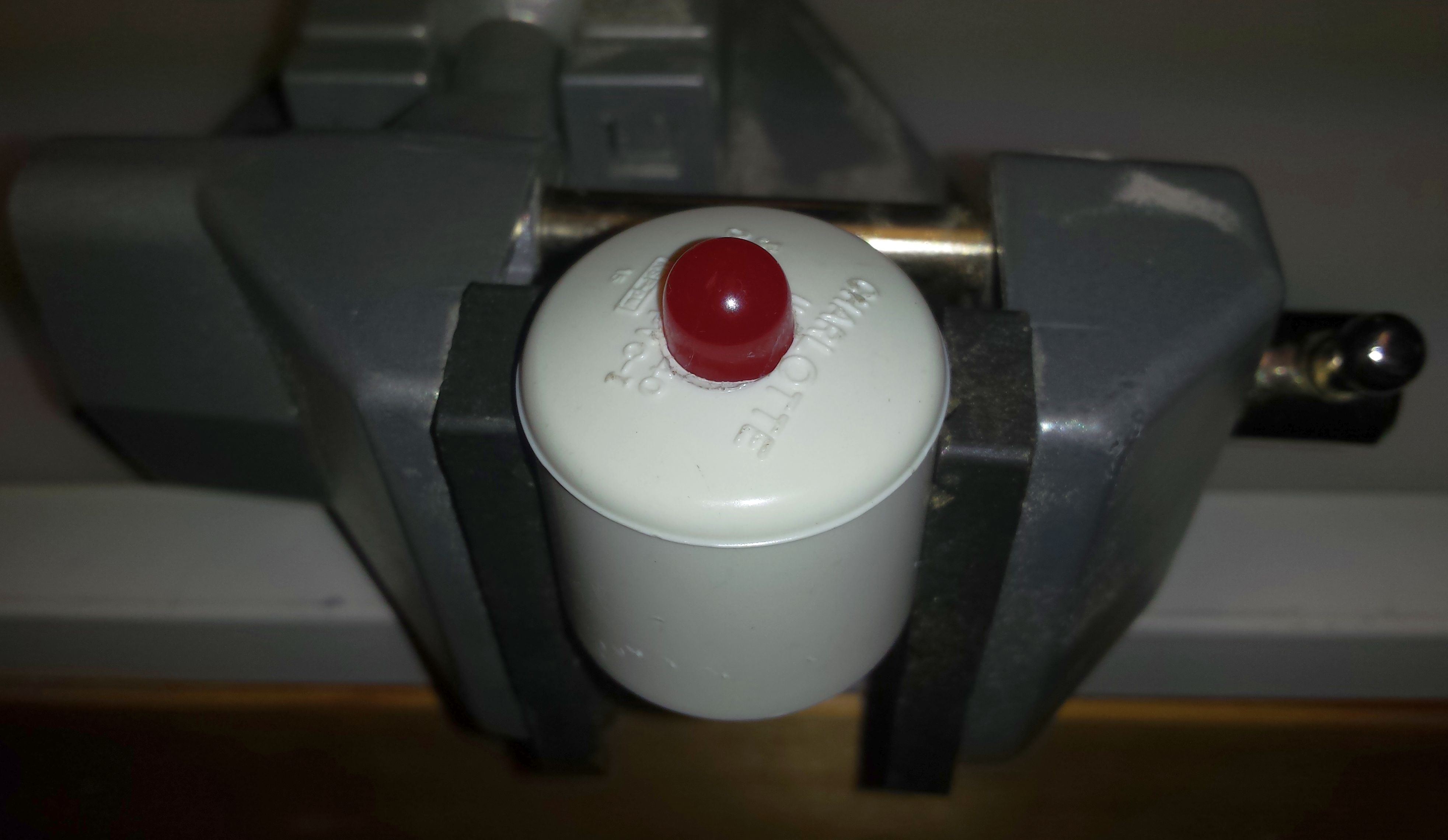 Picture of Insert the LED