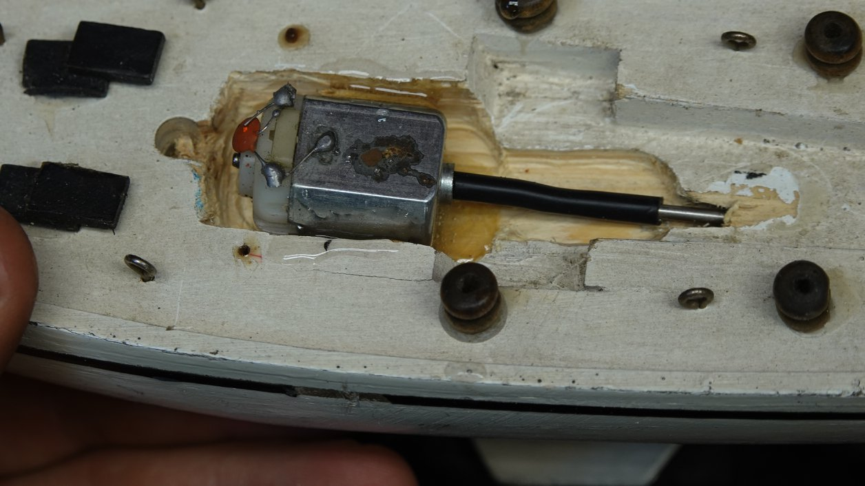 Picture of Install a Recycle Motor