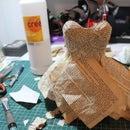 Ball Paper Dress