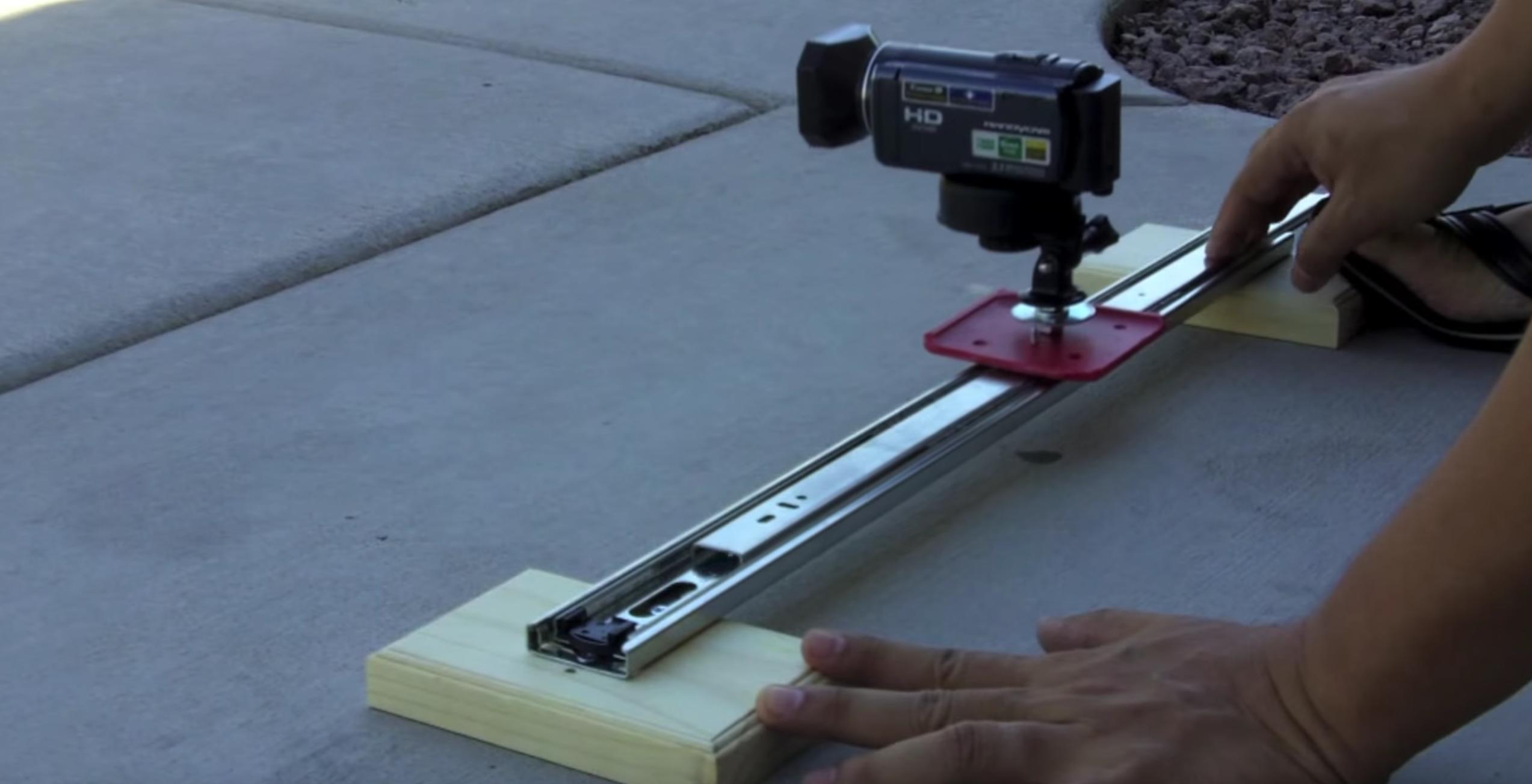 Picture of DIY $20 Camera Slider