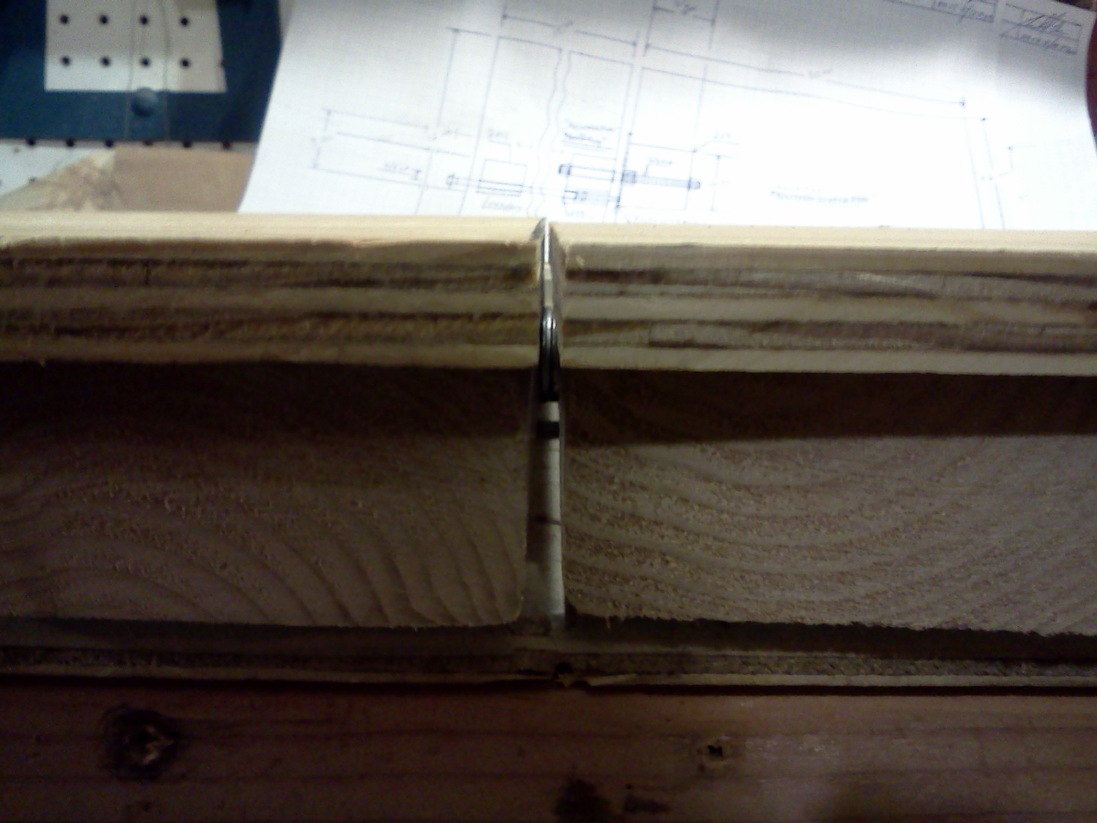 Picture of Building the Swivel Laptop Stand