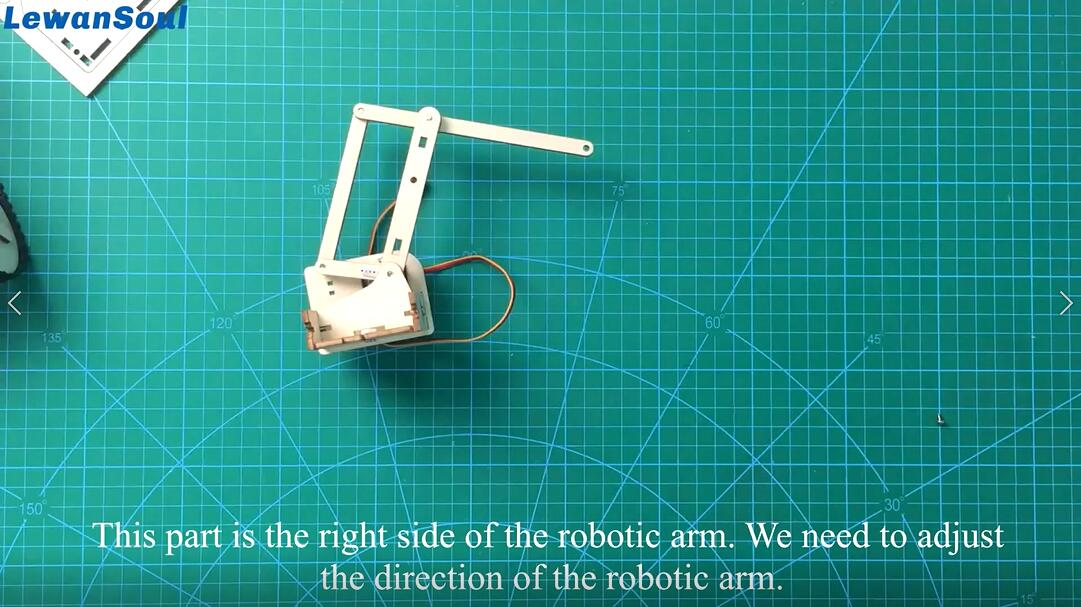 Picture of The Assembly of Armbit ( Robot Arm)_2