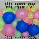 water balloon Jousting