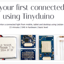 Create your own smart light using TinyDuino