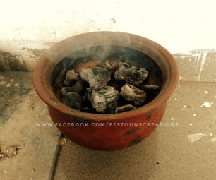 Firing Natural Clay WITHOUT a KILN