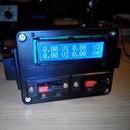 Multiple Voltmeter 0-50VDC