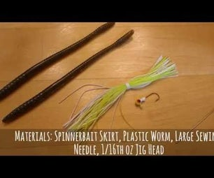 DIY: Homemade Fishing Lure