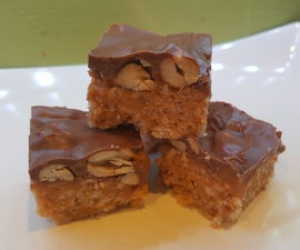 DIY Snickers