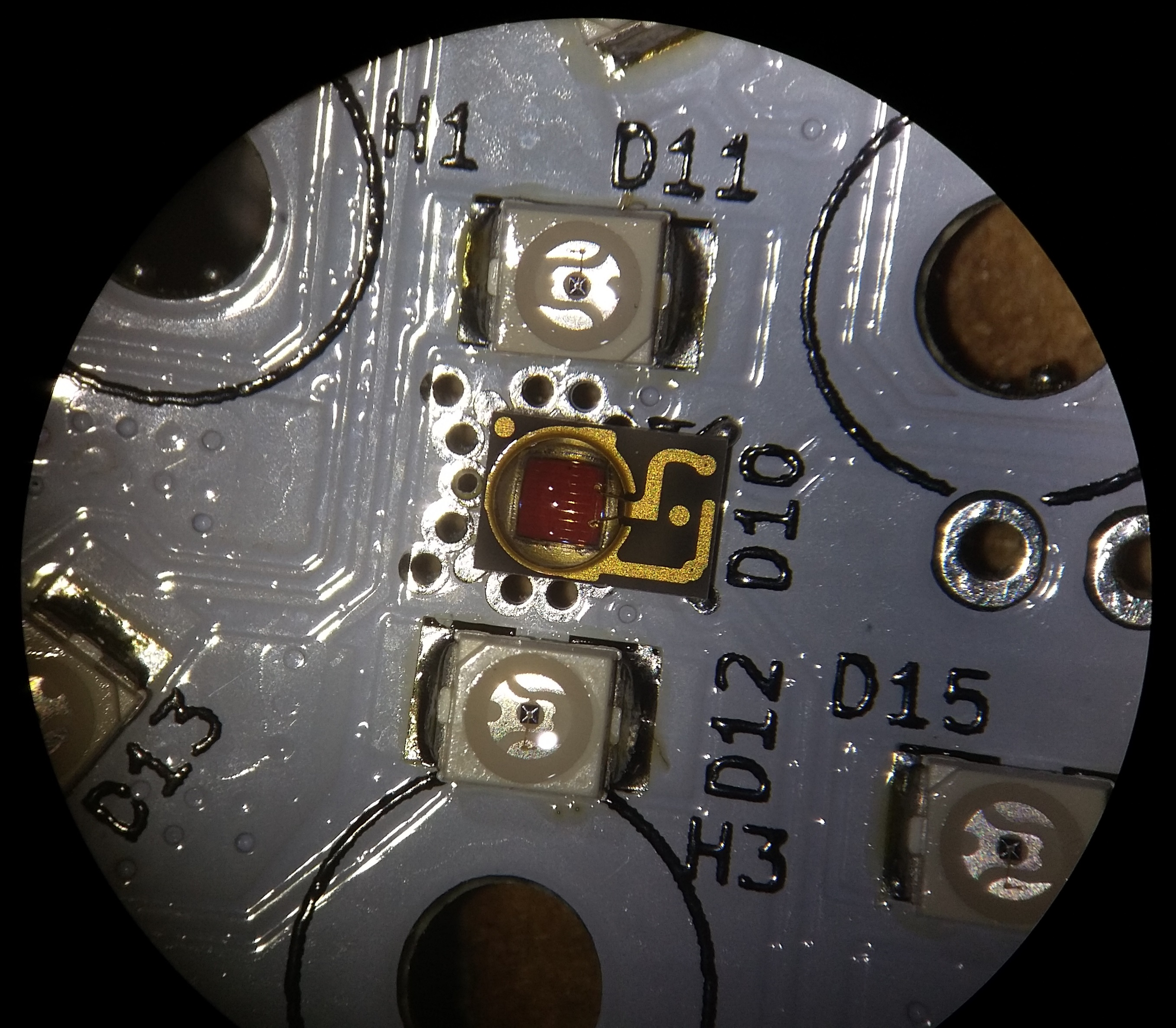 Picture of Re-flow Solder