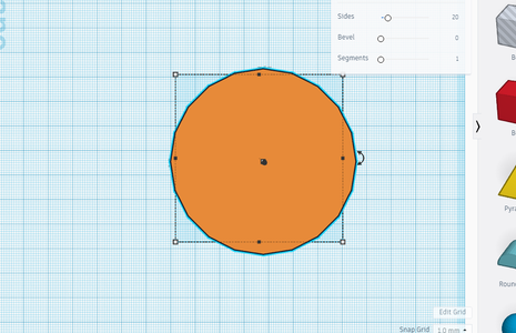 Open Tinkercad and Add Your First Shape