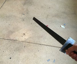 10 Dollar Diy Sword