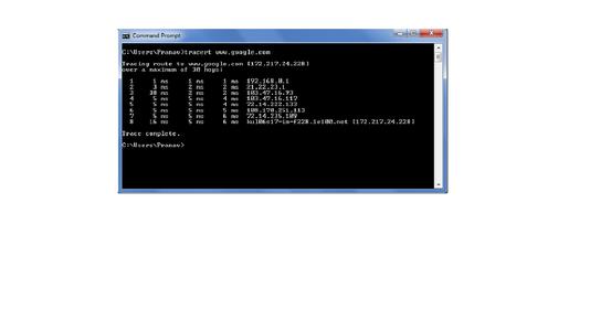 Getting IP