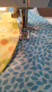 Sew Casing for Ribbon
