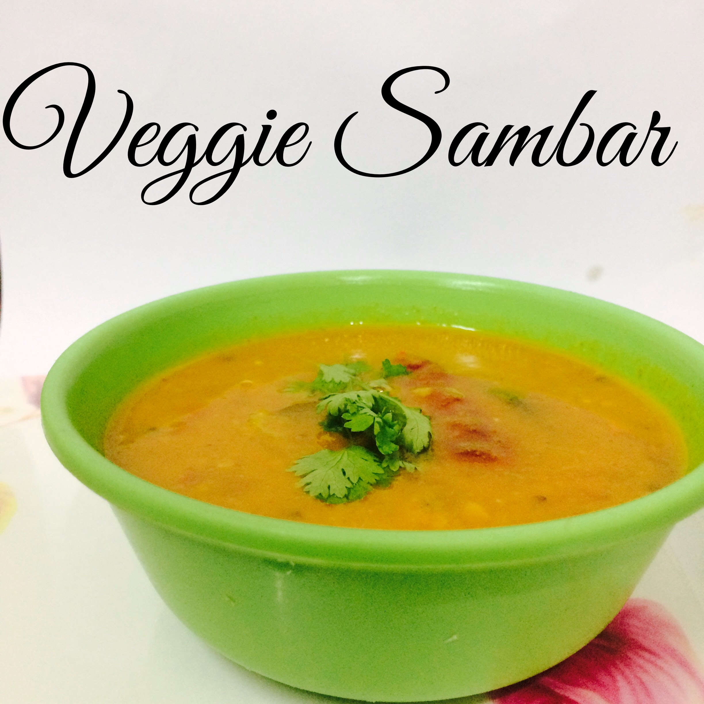 Picture of Vegetable Sambar (Spicy)