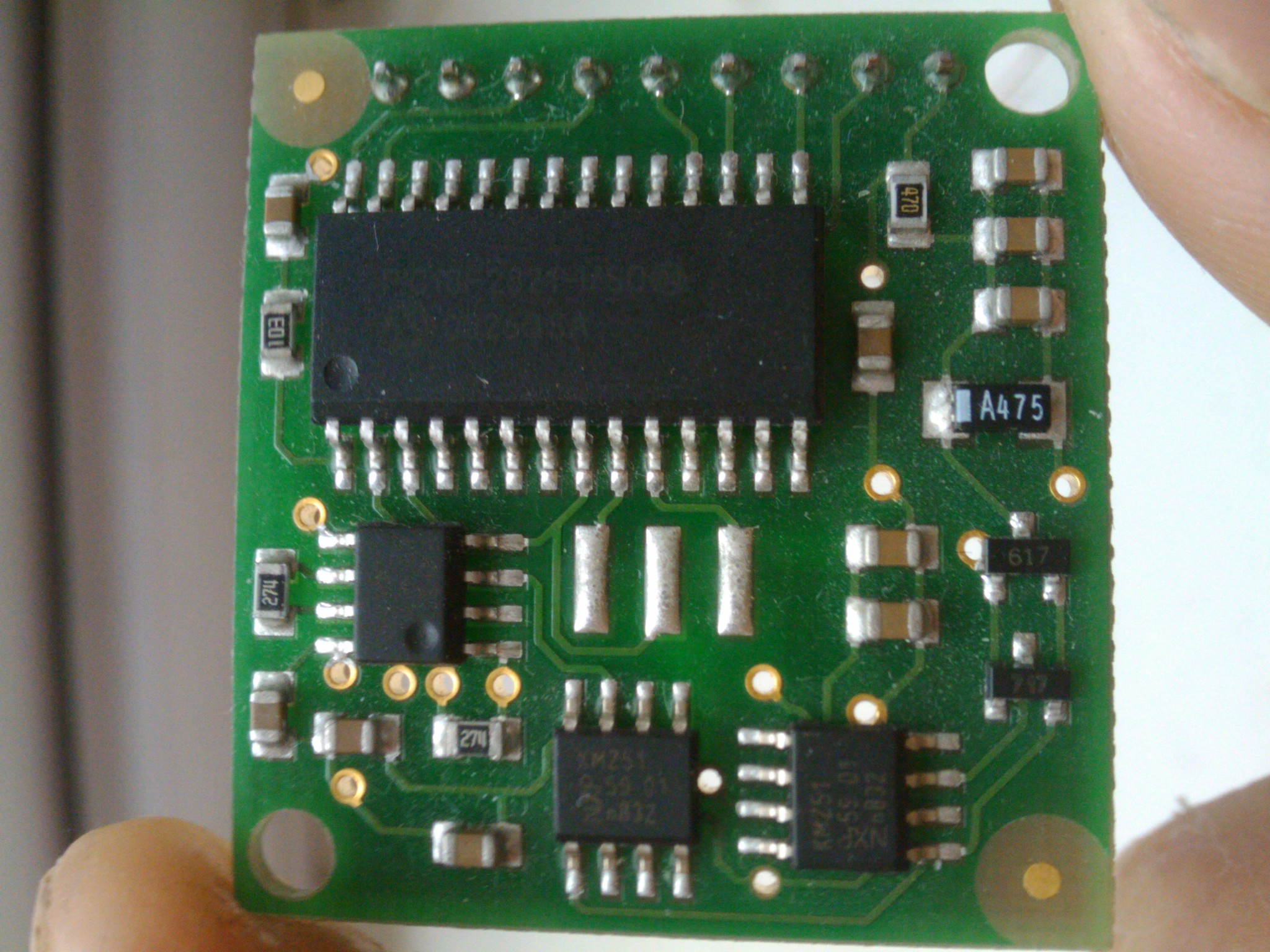 Picture of Example 1: CMPS03 Compass Module