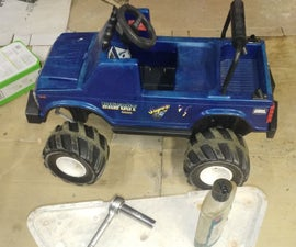 How to Thread the Axles on a Power Wheels Ride-on
