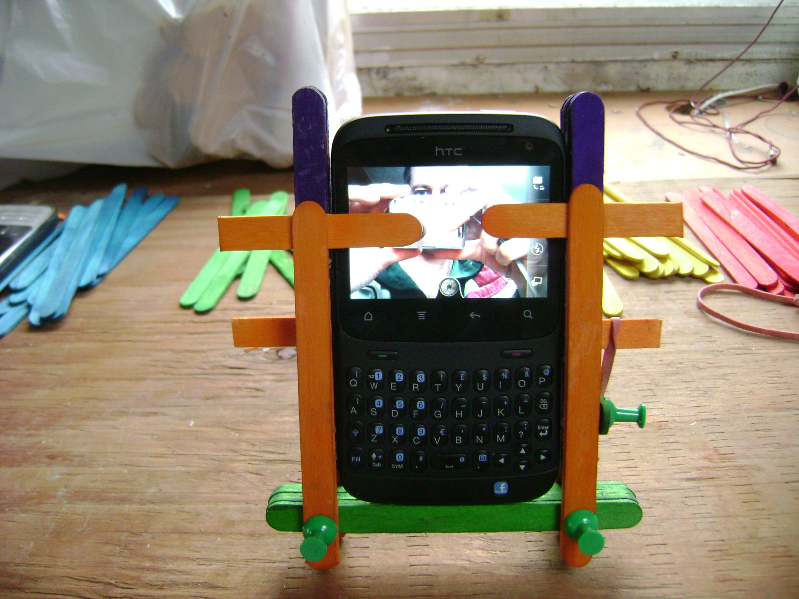Picture of Wanna Be a YouTube Star?  Well, You Gotta Have a Camera (stand)!