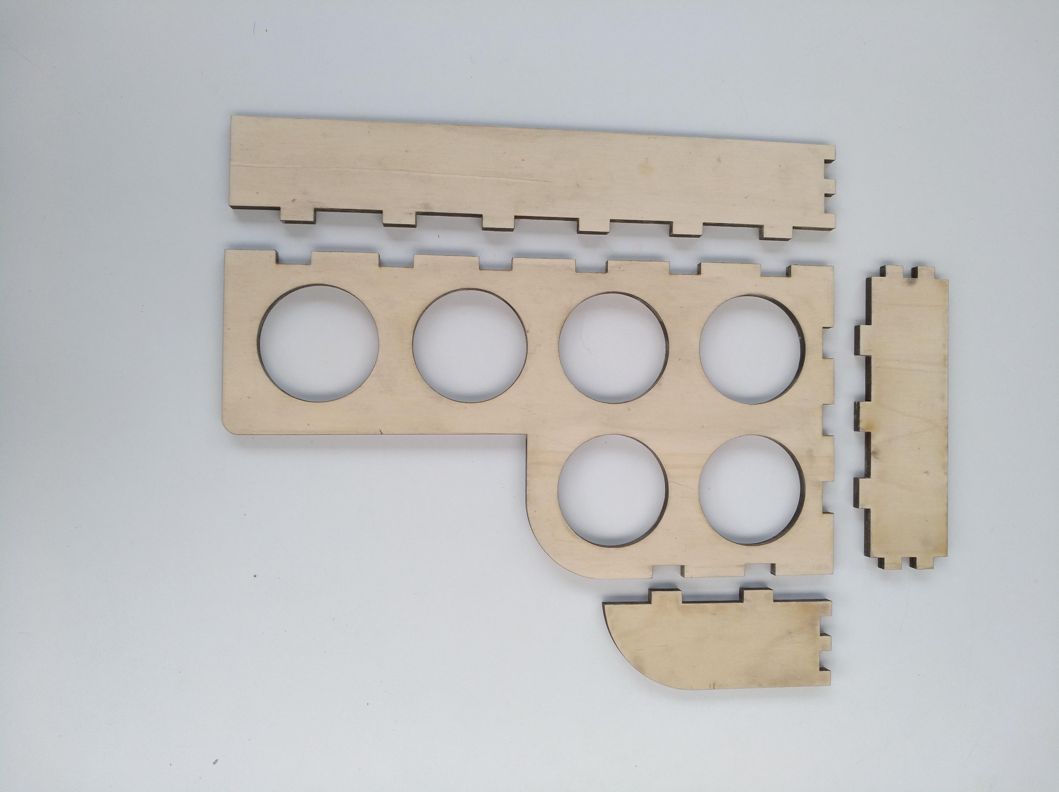 Picture of Assemble the Multiplex Parts