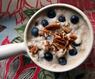 Delicious Promeal Recipe: Protein + Oatmeal