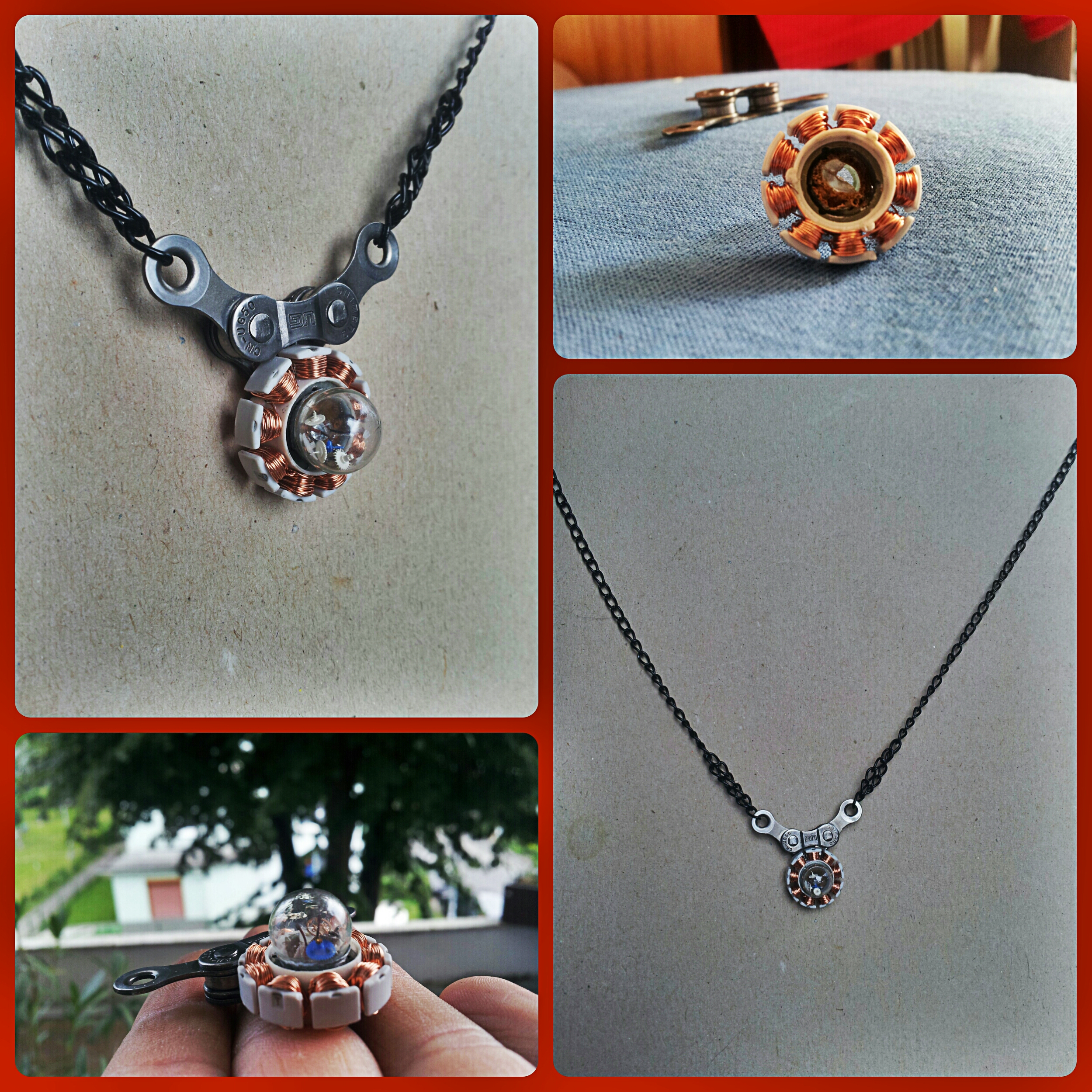 Picture of Bechain. the Necklace.