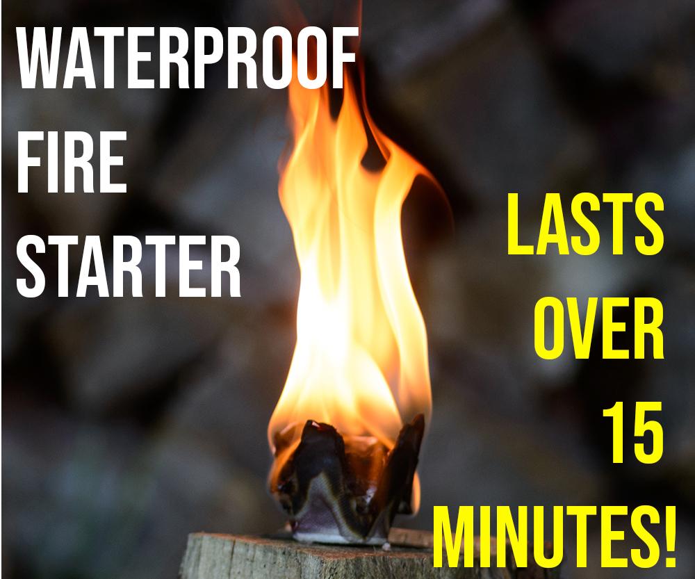 Picture of Waterproof Fire Starter