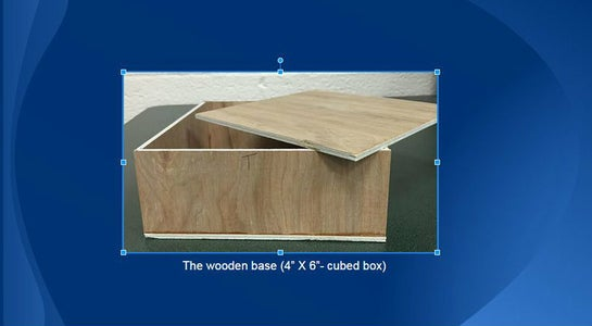 Prepping Your Wooden Box