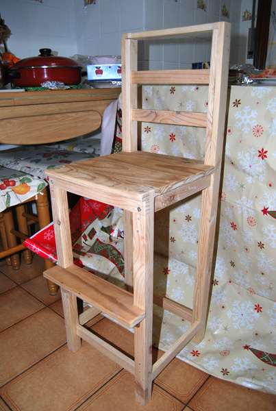 Picture of Trona Para Mi Sobrina- High Chair for My Niece
