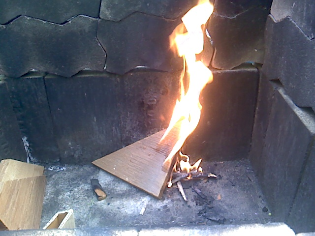 Picture of How to Make a Fire