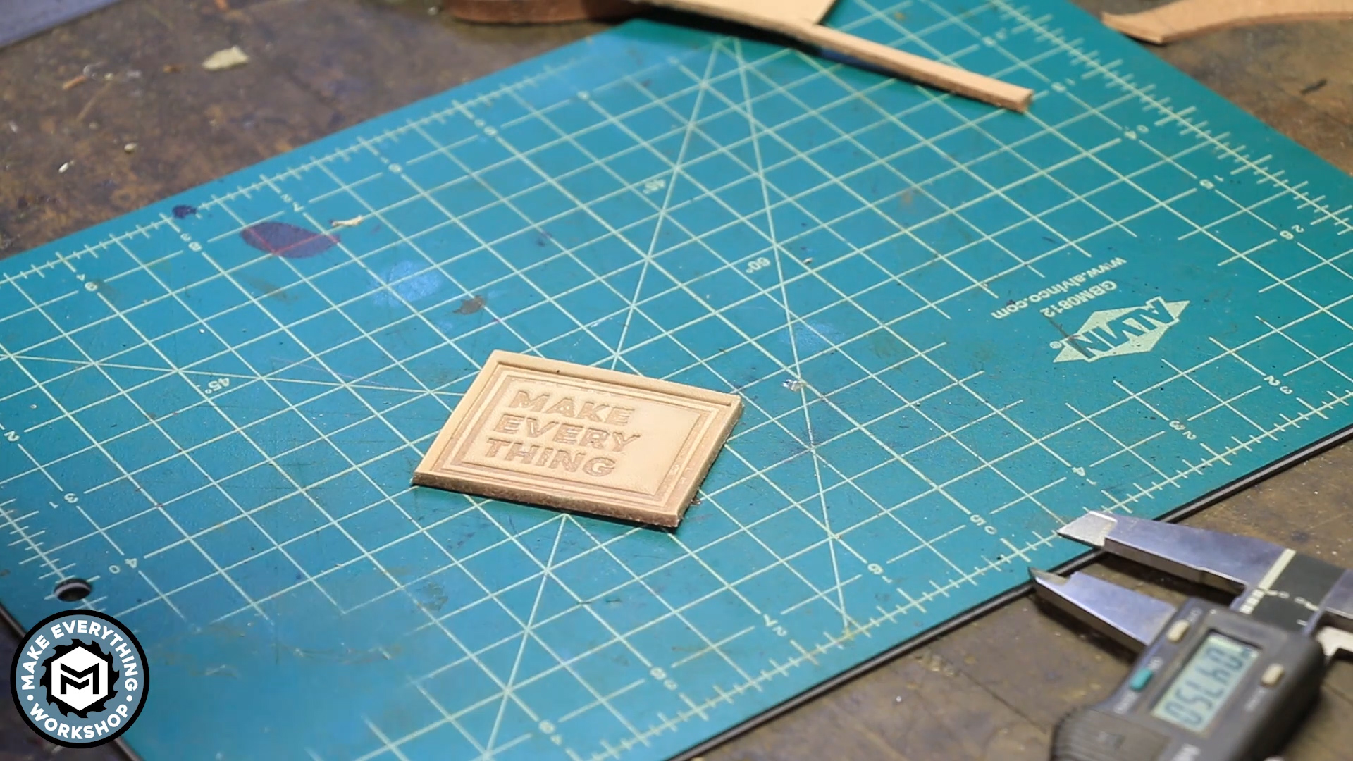 Picture of Trim Your Stamp and Continue.