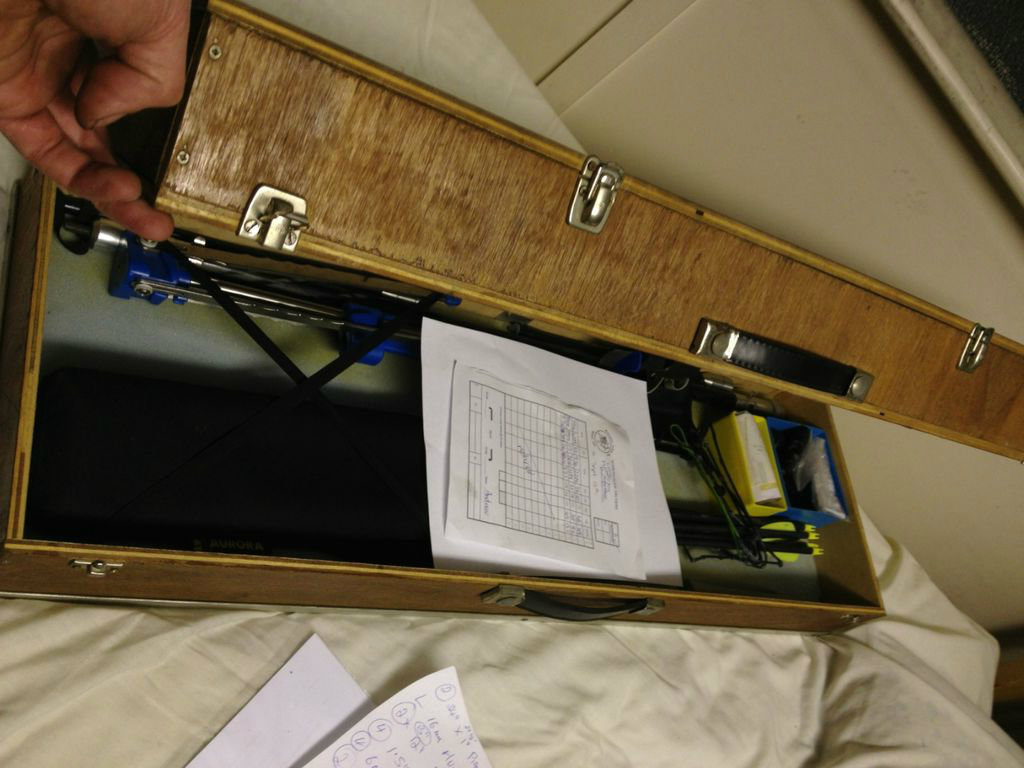 Picture of Fitting the Fastenings