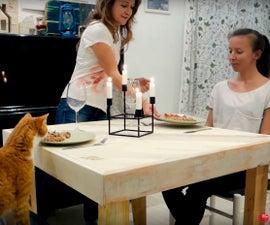 Pallet Diner Table