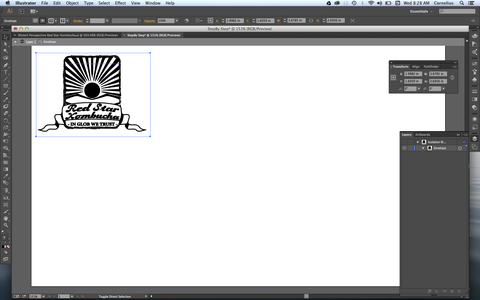 Step 1: Illustrator