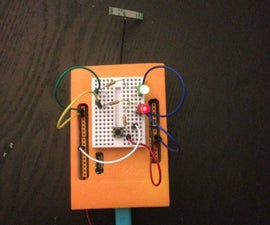 Simple LinkIt ONE 3D Printed Case for Prototyping