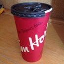 Tim Hortons Cup Hack