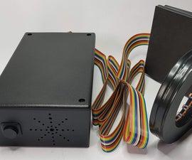 Talking Washing Machine Interface for the Blind AKA 'SOAP'