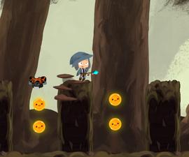Little Wizard  -  PC / Android游戏作为父亲和儿子与孩子们的项目(Unity3D)