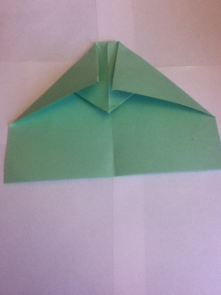 Picture of Step 4: Fold in Corners