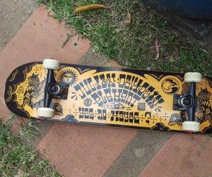 Skateboard Setup / Assembly