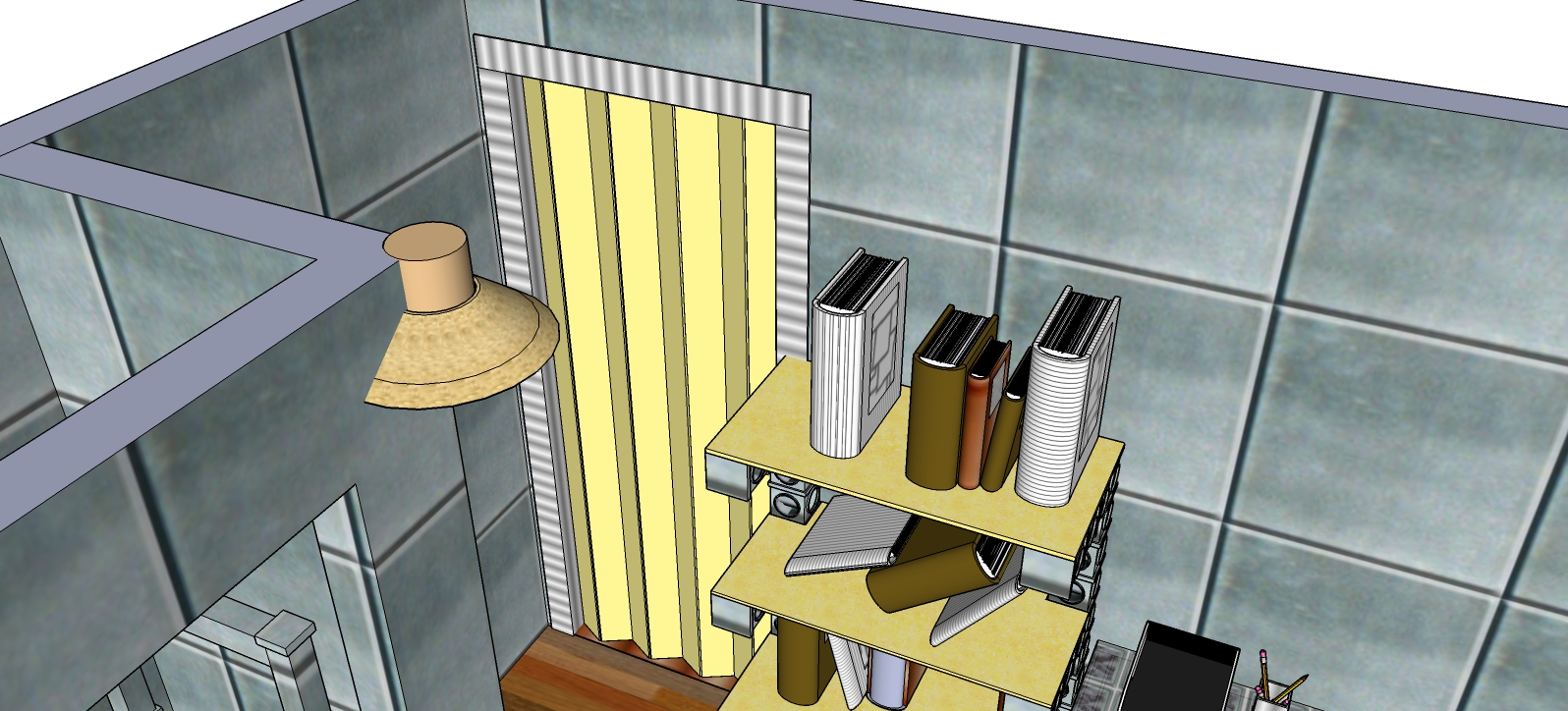 Picture of How to Make a Sketchup Room