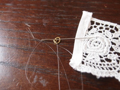 Sew Clasps Onto the Sides