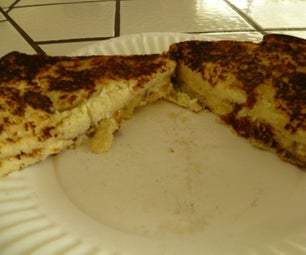 Grilled Cheese Experiment
