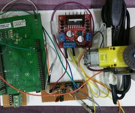 Speed Control of DC Motor Using PID Algorithm (STM32F4)