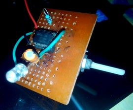 Rectangular/Square Wave Generator Using 555 Timer