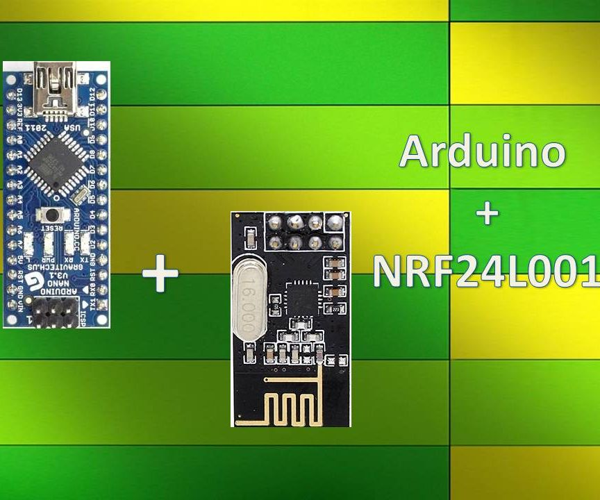 Wireless Remote Using 2.4 Ghz NRF24L01 : Simple Tutorial Using of NRF24L01 Arduino