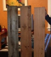 How to Prepare Reclaimed Wood: 3 Steps (with Pictures)
