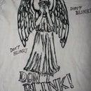 Blink: Weeping Angel T-shirt